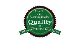 ECA-Certificate for Quality