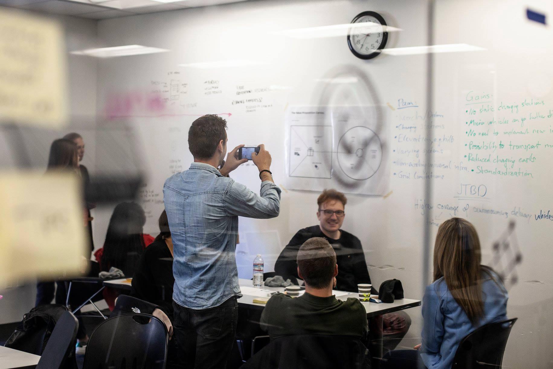 MCiT Entrepreneurship Course – Innovation Days San Francisco
