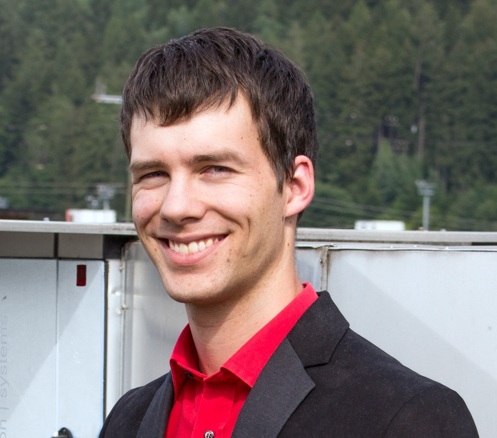 Thilo Mazzarol, MSc; graduate of Environmental, Process & Energy Engineering